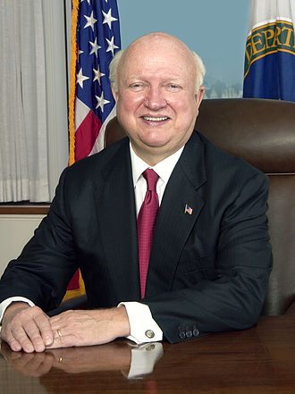United States Deputy Secretary of Commerce - Image: Samuel Bodman