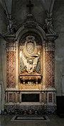 San Pietro in Vincoli - Tomba del Card. Cinzio Passeri Aldobrandini 1.jpg