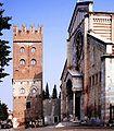San zeno, abbey tower.jpg