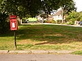 Sandford, postbox No. BH20 266, Gore Hill - geograph.org.uk - 1365115.jpg