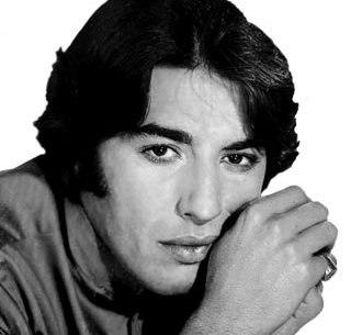 Canción melódica - Sandro in 1969.