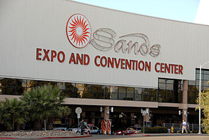 Las Vegas Sands - Image: Sands Convention Center 2010