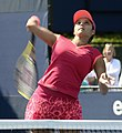 Sania Mirza at U.S. Open Friday, Sept. 2, 2011.jpg