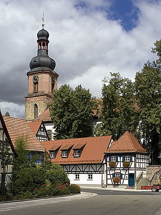 Rheinzabern - Saint Michael Church