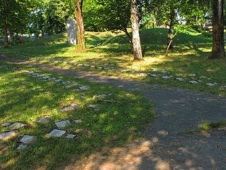 May 1941 Sanski Most revolt - The memorial complex, Šušnjar