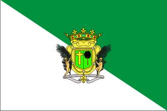 Santa Brígida, Las Palmas - Image: Santa Brigida bandera