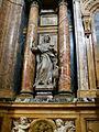Santa Maria Maddalena de' Pazzi statua 03.JPG