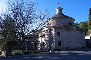 Arenas de San Pedro - Image: Santuario de San Pedro de Alcántara