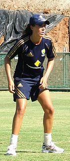 Sarah Andrews (cricketer) cricketer
