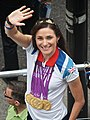 Sarah Storey medals (cropped).jpg