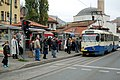 Sarajevo Tram-207 Line-3 2011-10-28.jpg