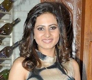 Sargun Mehta - Mehta in 2015