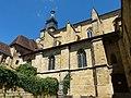 Sarlat Kathedrale Seitenschiff Süd 1.jpg