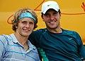Sascha & Mischa Zverev (9087029189).jpg