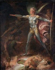 Satan summons His Legions