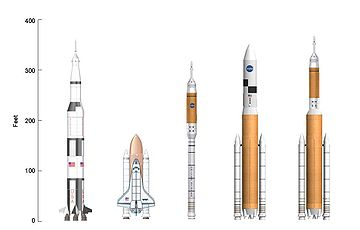 Saturn V-Shuttle-Ares I-Ares V-Ares IV comparison.jpg