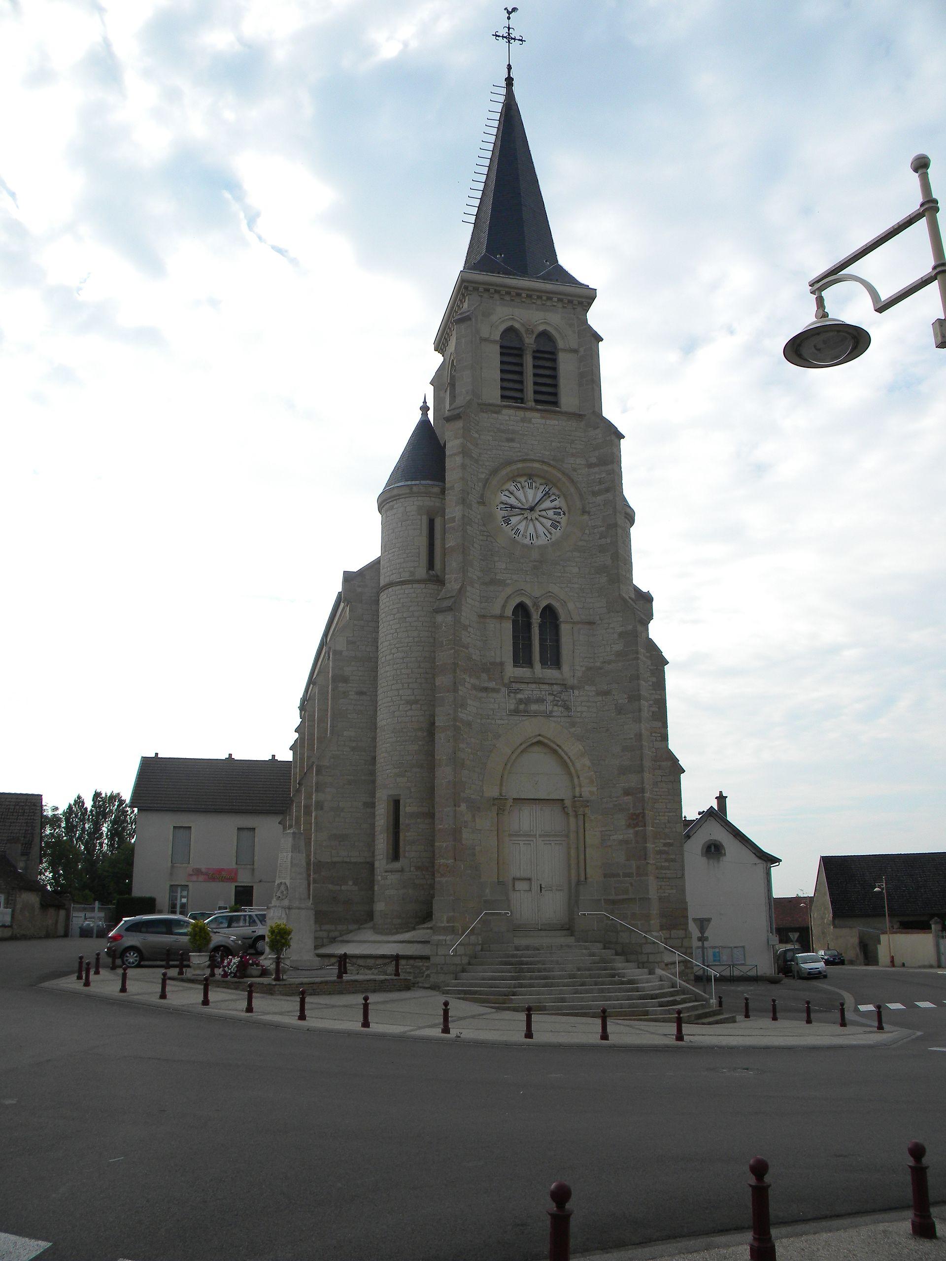 saulon la chapelle wikipedia