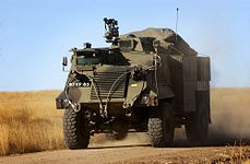Saxon Armoured Vehicle MOD 45143139