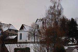 Schlatt bei Winterthur - Church of Schlatt