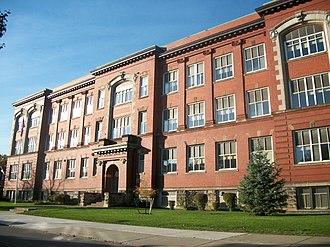 City Honors School - School 56