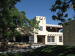 University of New Mexico School of Medicine - Image: School of Medicine Building No. 2, Albuquerque NM