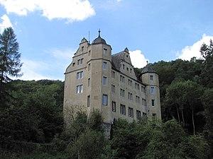 East view of the Schweppenburg