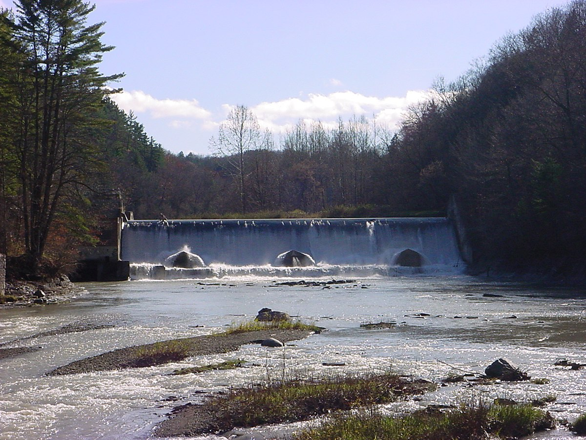 Scoby Power Plant And Dam Wikipedia