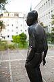 Sculpture Die Begegnung Waldemar Otto Hildesheimer Strasse Hanover Germany 04.jpg