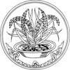 Official seal of Ang Thong