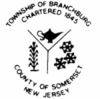 Official seal of Branchburg, New Jersey