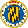 Official seal of Worcester County