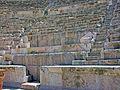 Seats of Roman theater in Amman.jpg