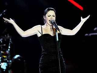Şebnem Ferah Turkish singer