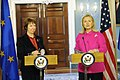 Secretary Clinton and EU High Representative Ashton Hold a Joint Press Conference.jpg