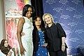 Secretary Clinton and First Lady Obama With 2012 IWOC Award Winner Zin Mar Aung of Burma (6820919770).jpg