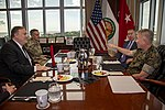 Secretary Pompeo Attends a Working Breakfast With CENTCOM & SOCOM Commanders (48086008201).jpg