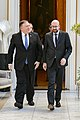 Secretary Pompeo Meets with Belgian Prime Minister Michel in Brussels (32302434958).jpg