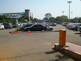 Secunderabad Junction railway station - Automated parking lot