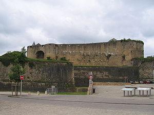 Sedan, Ardennes - Image: Sedan 4juni 2006 064