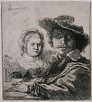 research paper about 1660 rembrandt self Hendrickje and titus set up a business as art-dealers in 1660, with rembrandt as an employee  in 1968 the rembrandt research project was  on paper self.