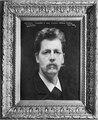 Selfportrait (Nils Forsberg) - Nationalmuseum - 19767.tif