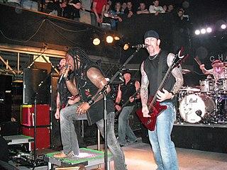 Sevendust American rock band