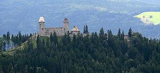 Bohemian Forest - Kašperk Castle