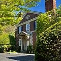 Seymour H. Knox, Jr. House main (side) entrance, Buffalo, New York - 20210517.jpg