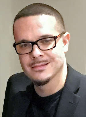 Shaun King - Shaun King at Suffolk University in Boston, 2017