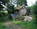 Shed on the bridleway - geograph.org.uk - 529415.jpg