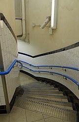 Shepherd's Bush tube station MMB 05.jpg