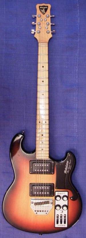 Shergold - 1976 Shergold Modulator guitar