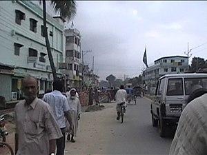 Bogra - Sherpur Road, Bogra