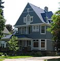 "Shingle Style architecture, ""Silk Stocking"" district, Blue Island, Illinois - 20080617.jpg"